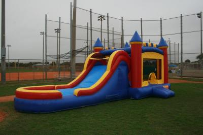 Castle Combo 30ft long 15ft wide ($180)